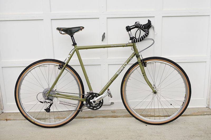 Anybody Love The Surly Long Haul Trucker? - Page 3 - Bike Forums