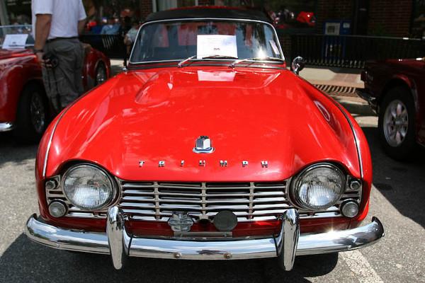2007 Norcross British Auto Show