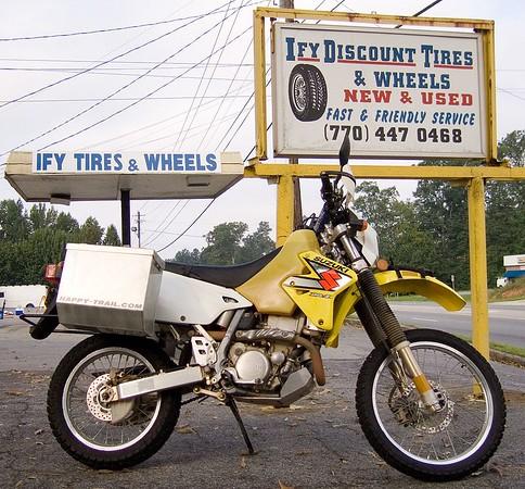 8/27/05 NGA ride
